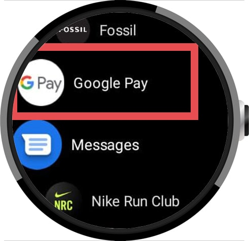 store google pay